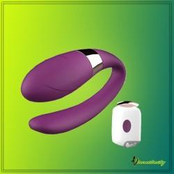 Flexible Bendable Realistic Dildo Vibrator DV-108